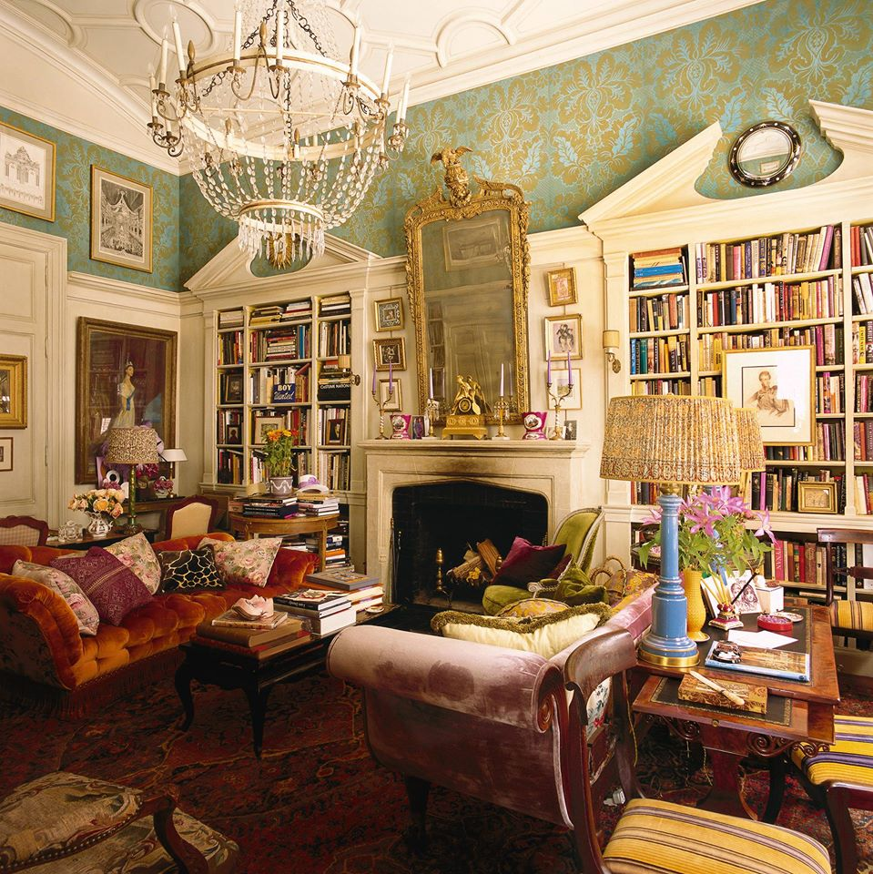 New York Appartment: The_New_York_Apartment_Of_Hamish_Bowles