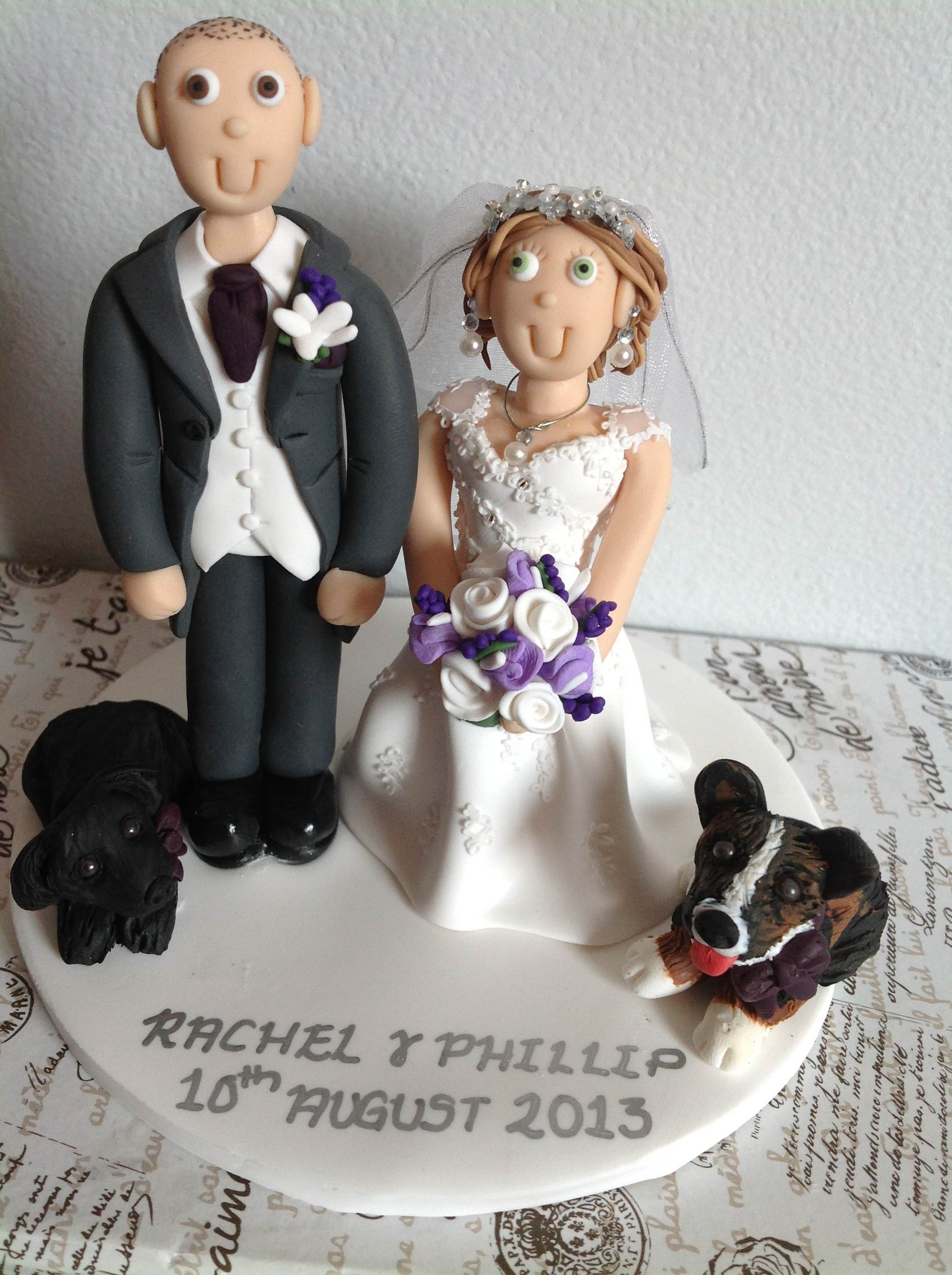 cool wedding cake topper ideas wedding cake toppers 12941